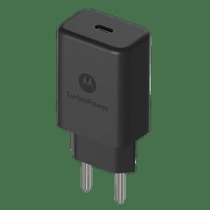 Carregador de Parede Motorola TurboPower™ 27W 100-240V sem cabo