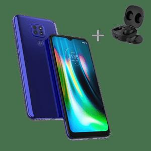 Moto G9 Play + Fone de Ouvido Sem Fio