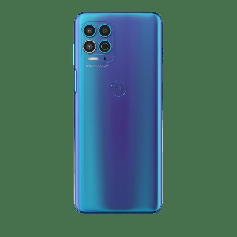 Smartphone-Moto-G100-256-GB-Imagem-Traseira-Luminous-Ocean