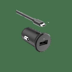 Carregador veicular TurboPower™ 18 W - Com Cabo USB-C
