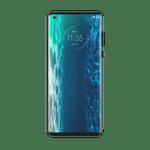 Smartphone-Motorola-edge-128gb-imagem-Frontal-midnight-red
