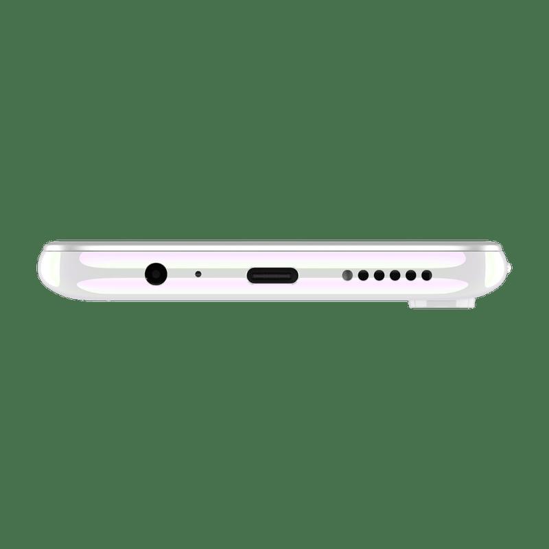 Smartphone-Motorola-one-fusion-plus-128gb-Imagem-das-entradas-Branco-Prisma