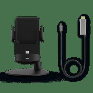 Cabo USB-C / HDMI + Suporte multimídia - Compatível com Ready For