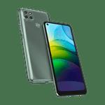 Imagem-frontal-curvada-smartphone-moto-g9-power-verde-pacifico