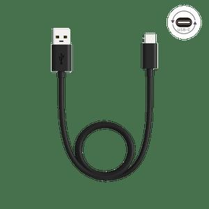 Cabo de dados e carga USB-A para USB-C de 1 Metro