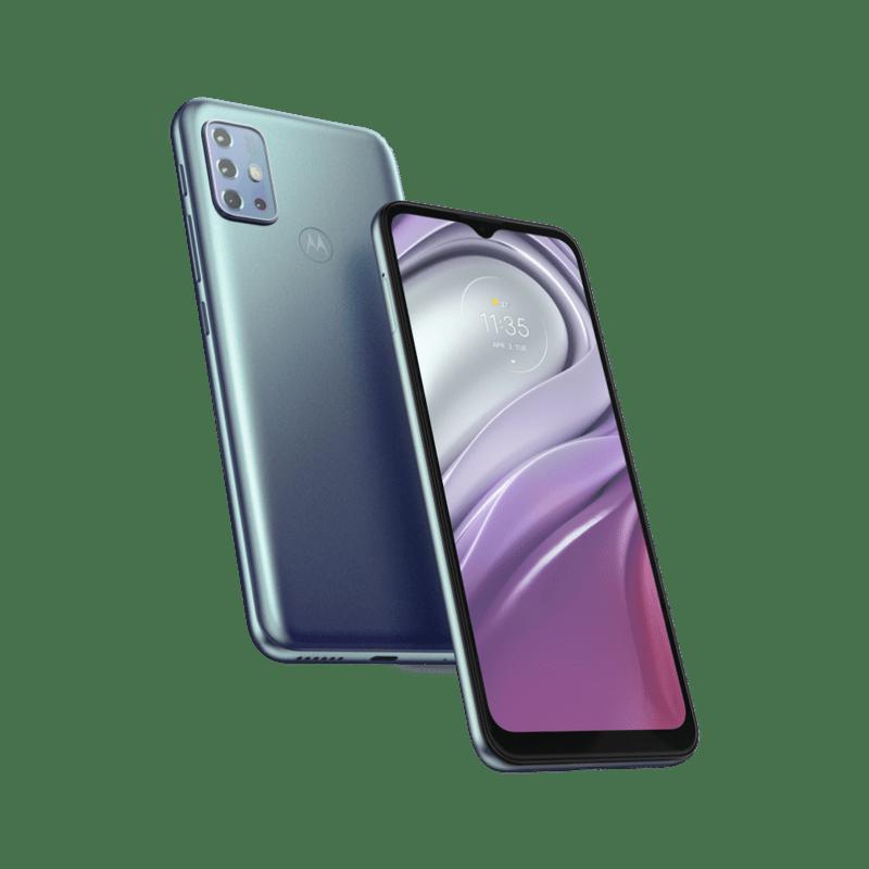 Celular Smartphone Motorola Moto G20 128gb Azul - Dual Chip