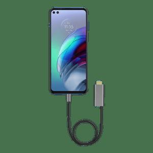 Moto G100 5G + Cabo HDMI USB-C